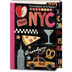 Pocket Carnet Notes 'New York'
