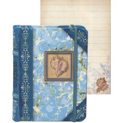 Pocket Carnet de Notes Tiny 'Coquillage'