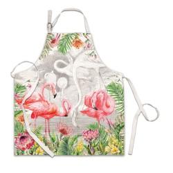 Tablier 'Flamingo'