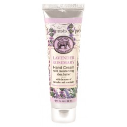 Crème pour les mains 'Lavender Rosemary'