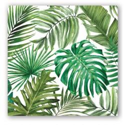 Serviettes Cocktail 'Palm Breeze'