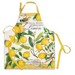 Tablier 100% coton ajustable - Lemon Basil