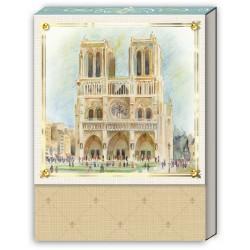 Pocket Carnet Notes (Notre Dame) 'Scenes of Paris'
