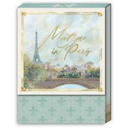 Pocket Carnet Notes (Paris) 'Scenes of Paris'
