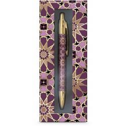Coffret stylo bille 'Geometric'