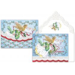 Pochette Correspondance Noël 'Angel'