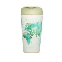Cup végétale 420 ml Save the planet Bioloco Plant