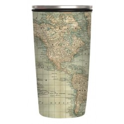 Mug de voyage isotherme Slide Cup 420ml Antique map Chic Mic