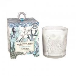 Bougie Parfumée 184 g et boîte cadeau - Ocean Tide