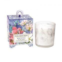 Bougie Parfumée 184 g et boîte cadeau - Magnolia