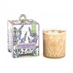 Bougie Parfumée 184 g et boîte cadeau - Lavender Rosemary