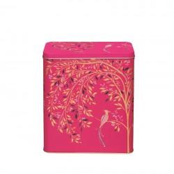 Boîte carrée MM en métal - Chelsea -Sara Miller London