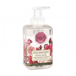 Savon moussant 530ml - Royal Rose