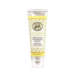 Crème parfumée pour les mains 30ml - Tea Leaves & Ginger