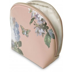 Trousse aspect cuir avec broche (butterfly) - Natural Classics
