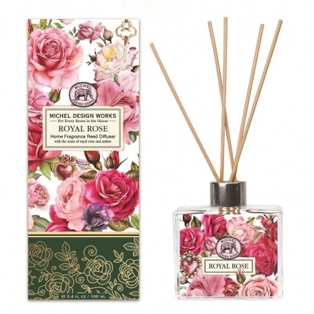 Diffuseur d'ambiance 100 ml - Royal Rose