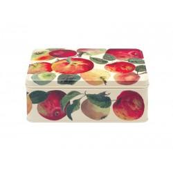 Boîte rectangulaire GM en métal - Emma Bridgewater Fruit