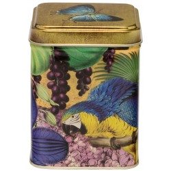 Boîte carrée 100gr - Madame Treacle - Whimsical Garden