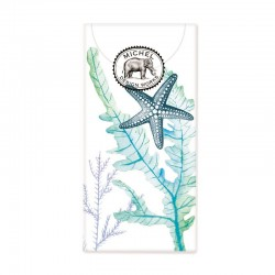 Paquet de 10 mouchoirs en papier - Ocean Tide
