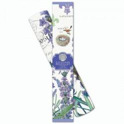6 feuilles de papier parfumé et boîte cadeau - Lavender Rosemary