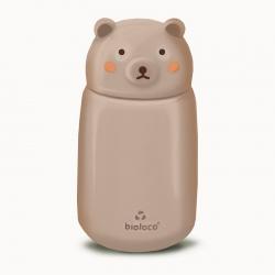 Gourde enfant isotherme 350ml Bear - Bioloco Kids