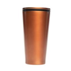 Mug à fermeture magnetique isotherme 420 ml Copper - Chic Mic