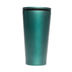 Mug à fermeture magnetique isotherme 420 ml Forest Green  - Chic Mic