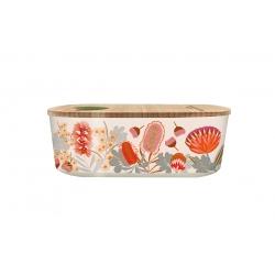 Lunch box 500ml en matiere vegetale Protea - Bioloco Plant