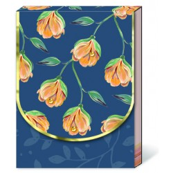 Pocket carnet de notes aimanté - Florette Vine
