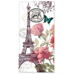 Paquet de 10 mouchoirs en papier - Toujours Paris