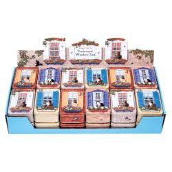 Boîtes rectangulaires PM présentoir 24 ass - Dana Kubick - Window