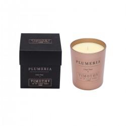 Bougie parfumée 180 gr - Pluméria