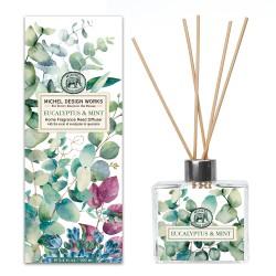 Diffuseur d'ambiance 100 ml - Eucalyptus & Mint