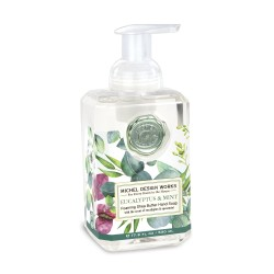 Savon moussant 530ml - Eucalyptus & Mint