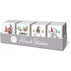 Prépack 24 Pocket carnet de notes aimantés (6x4) - Gnomes
