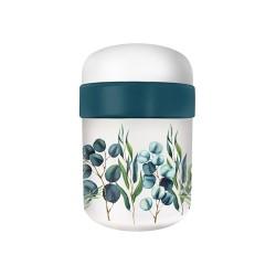 Lunch Pot 2 compartiments Eucalyptus - Bioloco Plant