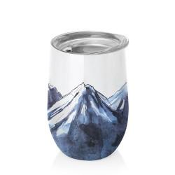 Mug de bureau 420ml Bioloco Office Mountains - Chic Mic