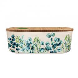 Lunch box 500ml en matiere vegetale Eucalyptus - Bioloco Plant
