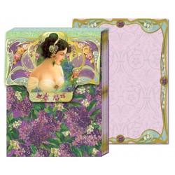Pocket Carnet Notes 'Viollettes'