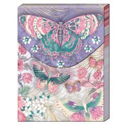 Pocket Carnet Notes 'Butterfly Flight'