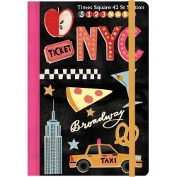 Carnet de notes 'New York'