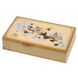 Boîte Rectangulaire Nostalgia 'Flowers & Bees'