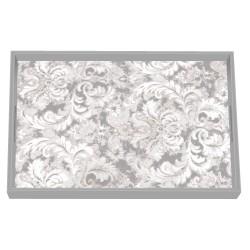 Wooden vanity tray - Earl grey