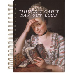 Carnet de notes 'Works of Snark' 'Thing i can't say out loud'