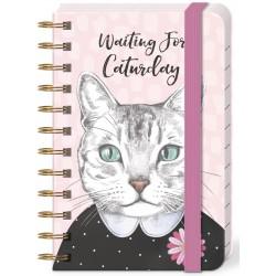 Pocket carnet de notes (Waiting for Caturday) 'Pets'