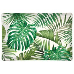 Coupelle en verre / Porte-savon 'Palm Breeze'