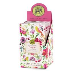 Présentoir 12 Sachets Parfumés 'Confetti'