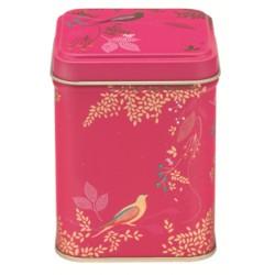 BOITE A THE 100G (pink birds) - SARA MILLER
