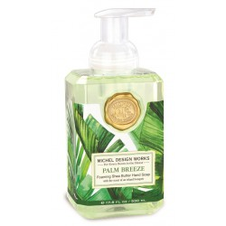 Savon moussant 'Palm Breeze'