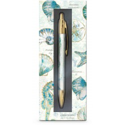 Coffret stylo bille (Shells) 'High Tide'